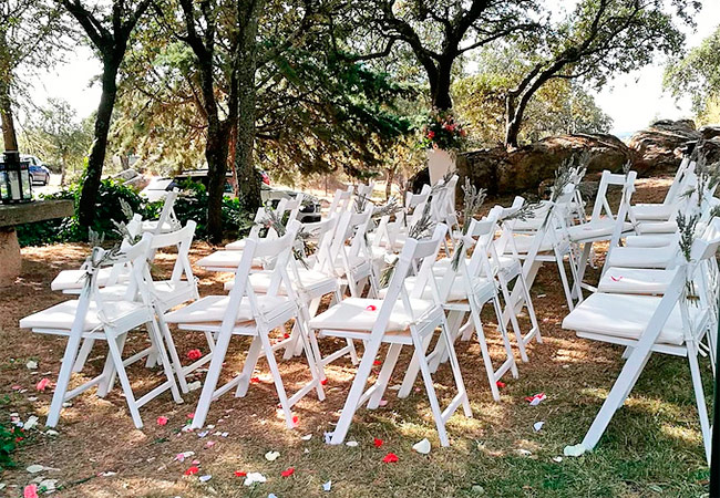 Alquiler de sillas para eventos - Alquiler de fundas de sillas para eventos ...